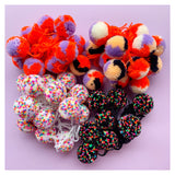 Mini Poms! Set of 5