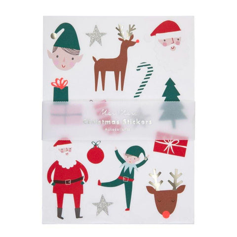 Christmas Icon Stickers