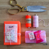 Bakers Twine - Neon Orange