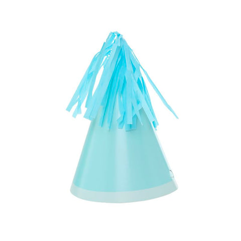 Blue Party Hats - Pack of 10