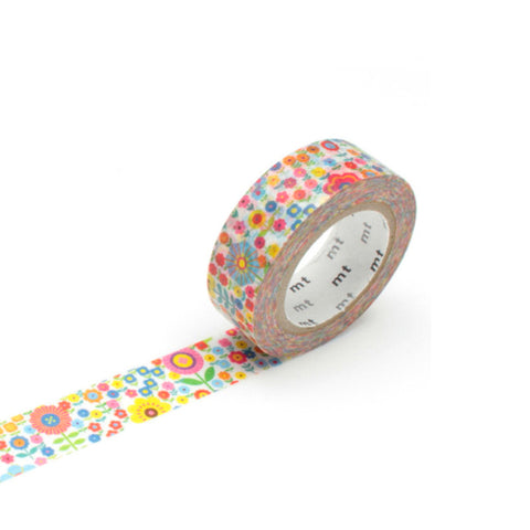 Mini Flower Garden - Masking Tape MT