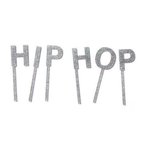 HIP HOP Toppers