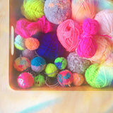 Pom Pom Making Accessories KIT
