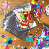 Foil Party Gift Bags