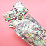 Mini Confetti Bags (12) Pick your flavour!