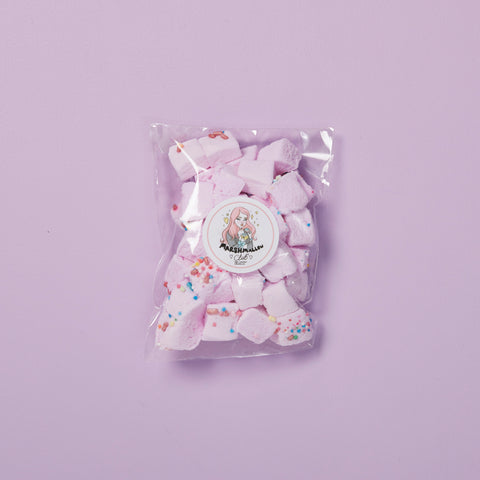 Mini Mallows - 'Birthday Cake'