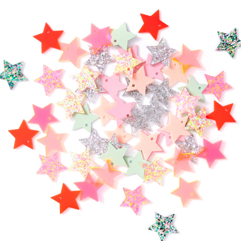 Mini Stars - Set of 6