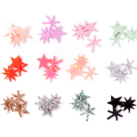 Mini multi Stars - Set of 3