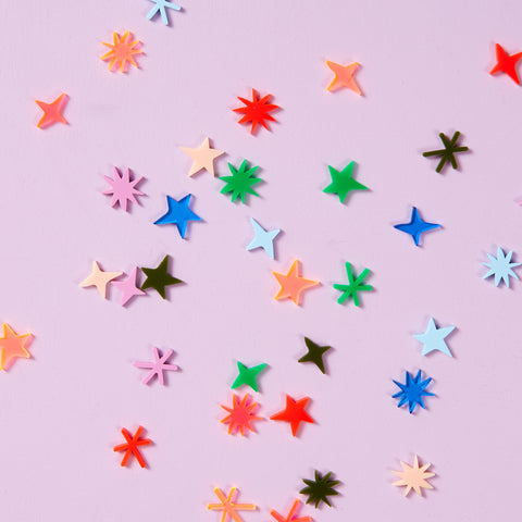 Name Kit Stars! (Set of 4)