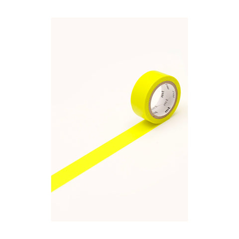 Neon Yellow - Masking Tape MT