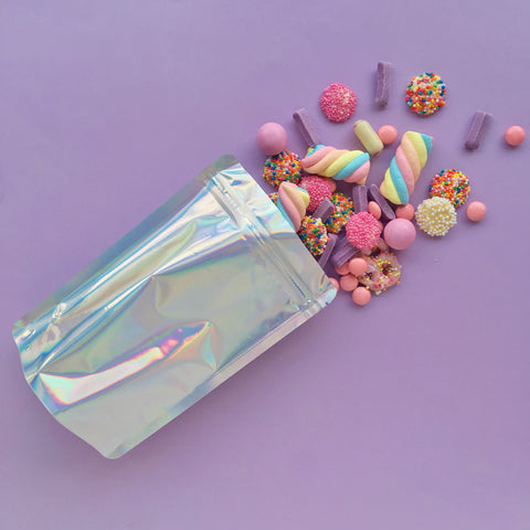 Holographic Party Gift Bags