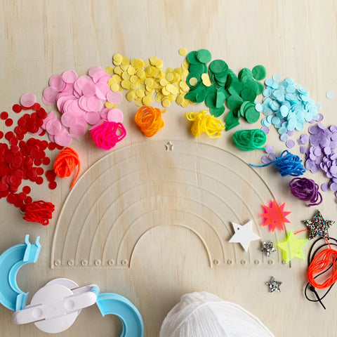 Rainbow Decorating Kit!