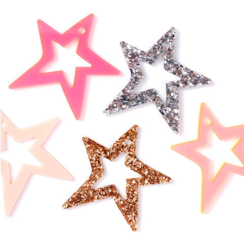 Large Star Decorations