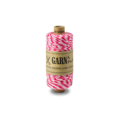 Bakers Twine - Candy Stripe