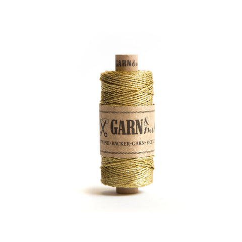 Bakers Twine - Gold