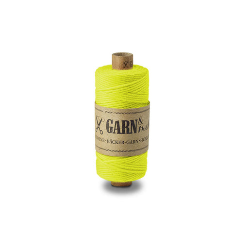 Bakers Twine - Neon Yellow
