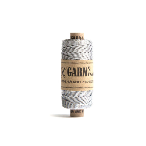 Bakers Twine - Silver