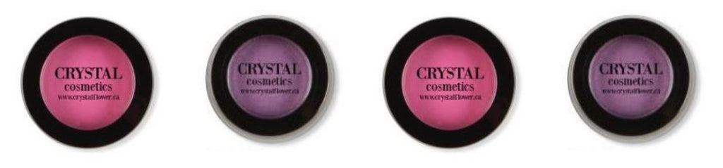 New! Crystal Cosmetics