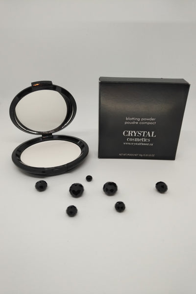 CRYSTAL High-Def Invisible Blotting Powder - Crystal Flower