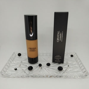 CRYSTAL High-def Foundation Liquid - C9 (Warm) - Crystal Flower