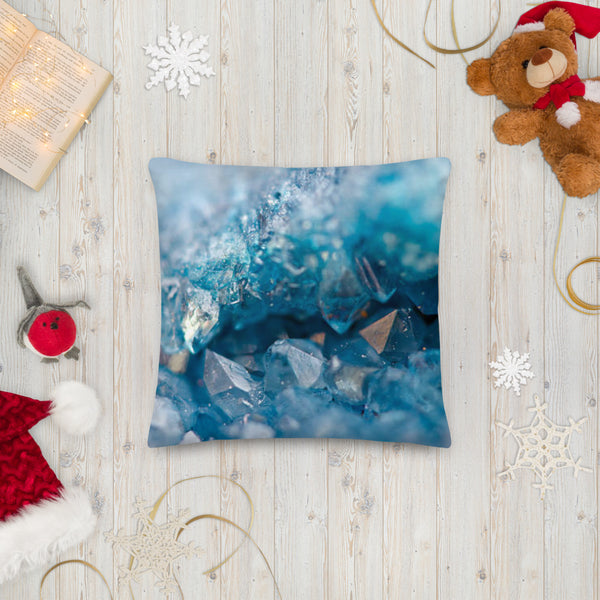 Beautiful Crystal Premium Pillow