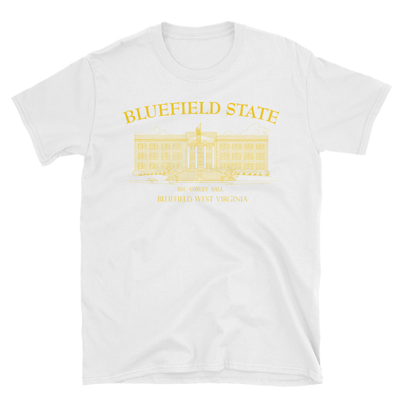 Bluefield State College T-shirts duffcreations.com (c) 2020 Robert Duff Sr