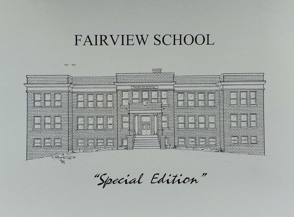 Fairview School - Note Cards (c) 2021 Robert Duff Sr - duffcreations.com