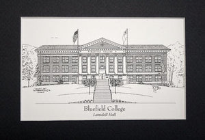 Bluefield College  - Lansdell Hall