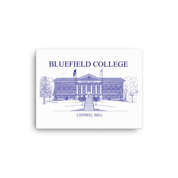Bluefield College Lansdell Hall duffcreations.com (c) 2020 Robert Duff Sr