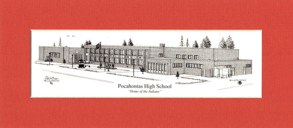 Pocahontas High School set of (25)- 4