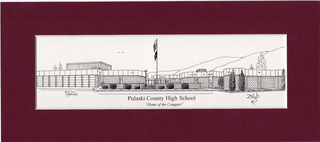 Pulaski County High School