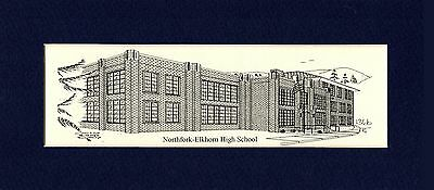 Northfork - Elkhorn High School Prints duffcreations.com (c) 2020 Robert Duff Sr