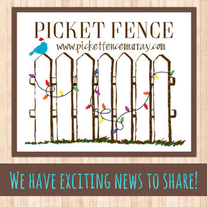 WE HAVE BIG NEWS!