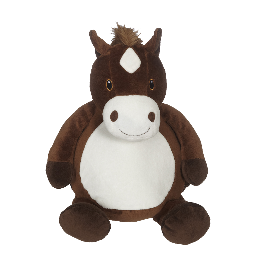 HOWIE HORSE Plush Animal with Personalization