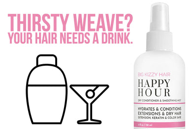 Fix Your Thirsty Dry Hair Extensions