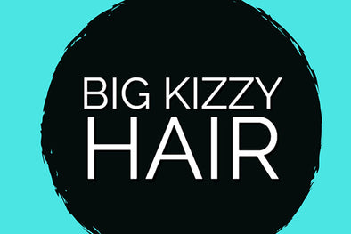 Big Kizzy the world's first multi purpose hair care line