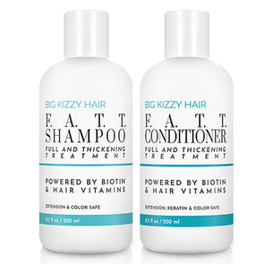 FATT Volumizing Thickening Biotin Extension Shampoo Conditioner 1