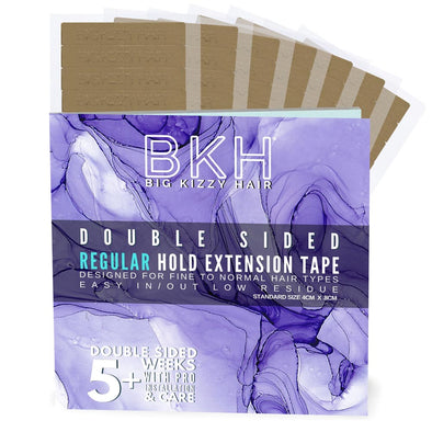 Regular Hold Double Sided Tape for Extensions