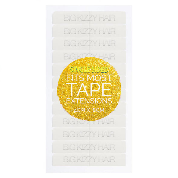 Single Sided Tape for Extensions