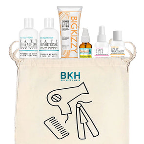 Hair Care for Extensions Kit