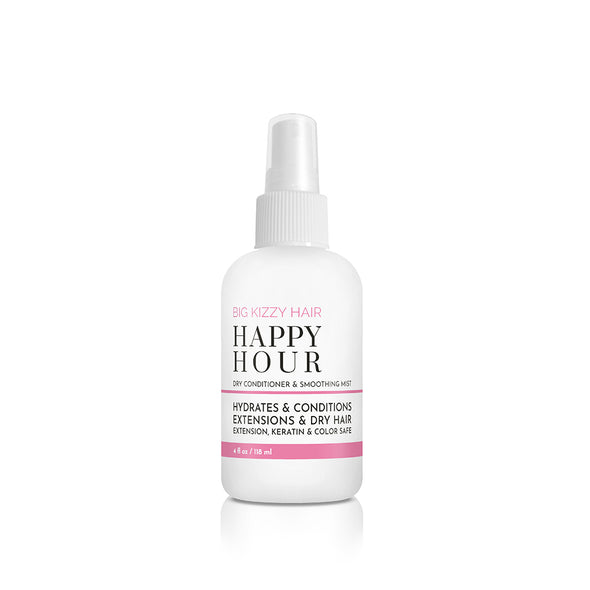 Happy Hour Dry Conditioner Oil for Damaged Hair