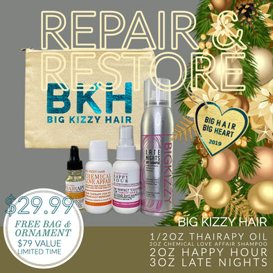 REPAIR & RESTORE Holiday Bundle