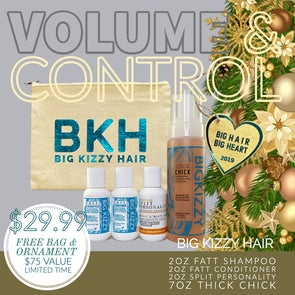VOLUME & CONTROL Holiday Bundle