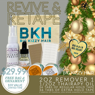 REVIVE & RETAPE Holiday Bundle