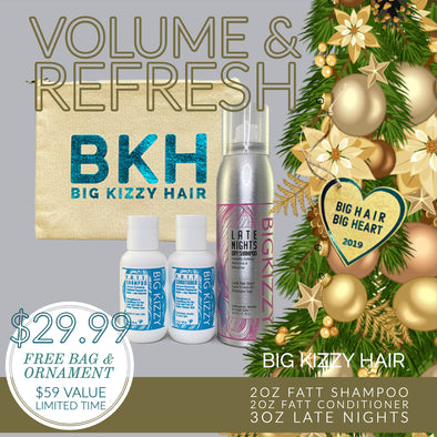 VOLUME & REFRESH Holiday Bundle
