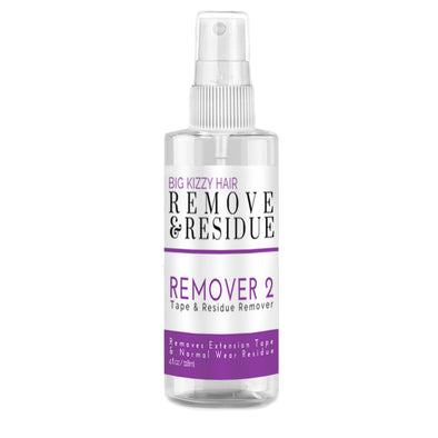 TAPE IN HAIR EXTENSION REMOVER 2 - REMOVE & RESIDUE