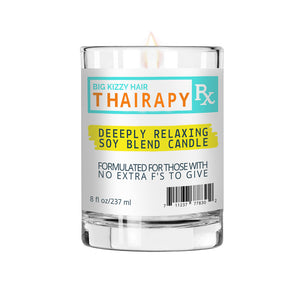 Thairapy Limited Edition Soy Blend Candle