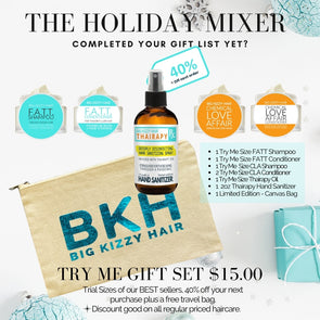 "The Holiday Mixer ""Try Me"" Gift Set"