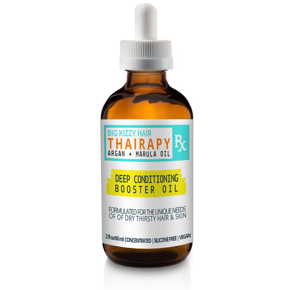2oz Thairapy Deep Conditioning Booster Oil for Dry Damaged Hair Extensions
