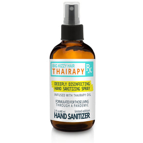 Thairapy Hand Sanitizer by Big Kizzy Hair